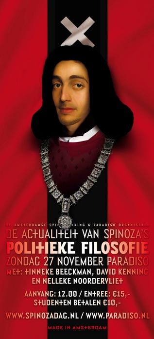 Citaten Spinoza Kring : Spinozadag amsterdamse spinoza kring
