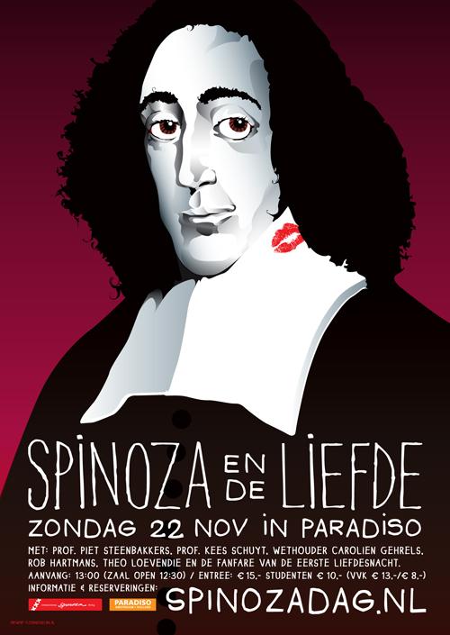 Poster Spinozadag